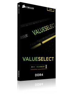 Corsair ValueSelect 4GB, DDR4, 2400MHz muistimoduuli Corsair CMV4GX4M1A2400C16 - 1