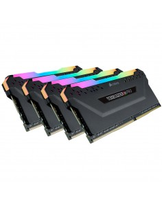 Corsair Vengeance CMW128GX4M4D3000C16 muistimoduuli 128 GB 4 x 32 DDR4 3000 MHz Corsair CMW128GX4M4D3000C16 - 1