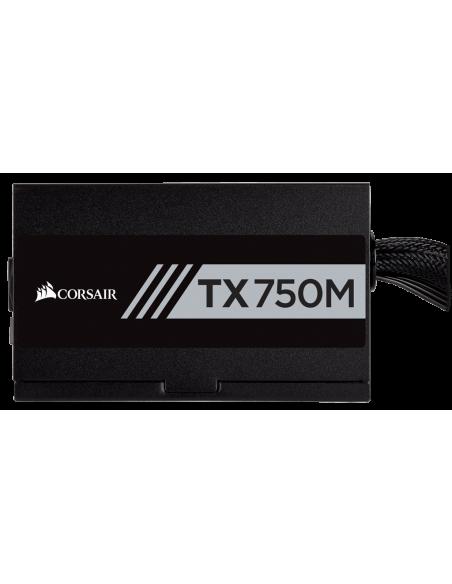 Corsair TX750M virtalähdeyksikkö 750 W 20+4 pin ATX Musta Corsair CP-9020131-EU - 3