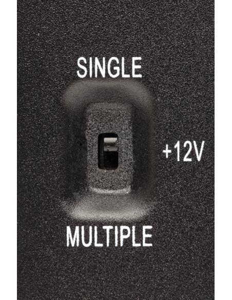 Corsair HX750 virtalähdeyksikkö 750 W 20+4 pin ATX Musta Corsair CP-9020137-EU - 14