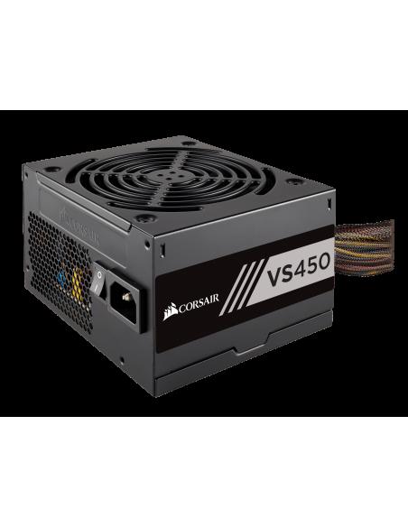 Corsair VS450 virtalähdeyksikkö 450 W 24-pin ATX Musta Corsair CP-9020170-EU - 5