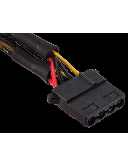 Corsair VS450 virtalähdeyksikkö 450 W 24-pin ATX Musta Corsair CP-9020170-EU - 9