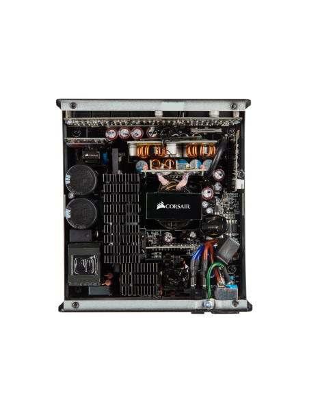 Corsair RM650 virtalähdeyksikkö 650 W 20+4 pin ATX Musta Corsair CP-9020194-EU - 7