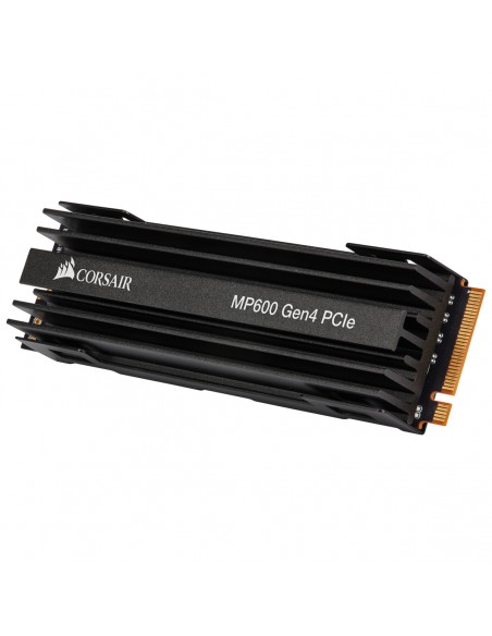 Corsair MP600 M.2 2000 GB PCI Express 4.0 3D TLC NVMe Corsair CSSD-F2000GBMP600 - 1