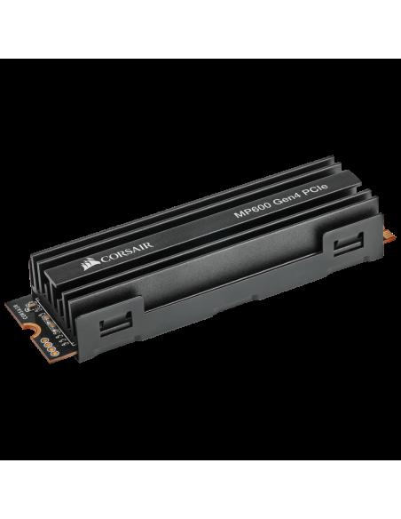 Corsair MP600 M.2 2000 GB PCI Express 4.0 3D TLC NVMe Corsair CSSD-F2000GBMP600 - 5