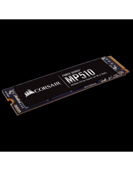 Corsair Force MP510 M.2 960 GB PCI Express 3.0 3D TLC NVMe Corsair CSSD-F960GBMP510 - 2