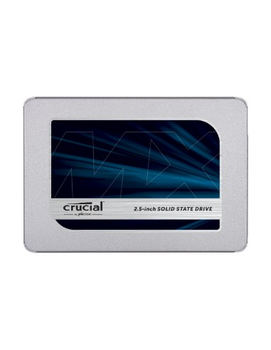 "Crucial MX500 2.5"" 250 GB Serial ATA III Crucial Technology CT250MX500SSD1 - 1"