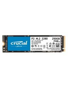 Crucial CT250P2SSD8 SSD-massamuisti 250 GB NVMe Crucial Technology CT250P2SSD8 - 1
