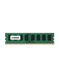 Crucial 2GB PC3-12800 muistimoduuli DDR3 1600 MHz Crucial Technology CT25664BD160B - 1