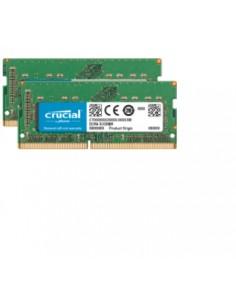 Crucial 32GB DDR4-2400 muistimoduuli 2 x 16 GB 2400 MHz Crucial Technology CT2K16G4S24AM - 1