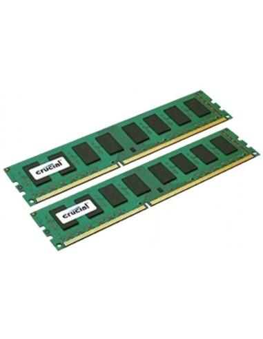 Crucial CT2K204864BD160B muistimoduuli 32 GB 2 x 16 DDR3 1600 MHz Crucial Technology CT2K204864BD160B - 1