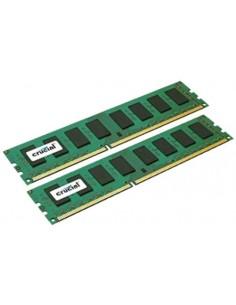 Crucial CT2K25664BD160B muistimoduuli 4 GB 2 x DDR3 1600 MHz Crucial Technology CT2K25664BD160B - 1