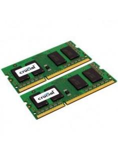 Crucial 8GB DDR3-1066 muistimoduuli 2 x 4 GB 1066 MHz Crucial Technology CT2K4G3S1067M - 1