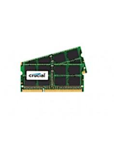 Crucial 2 x 4GB DDR3L muistimoduuli 8 GB 4 1866 MHz Crucial Technology CT2K4G3S186DJM - 1