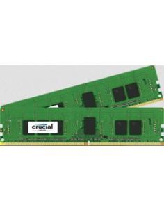 Crucial 8GB DDR4-2133 muistimoduuli 2 x 4 GB 2133 MHz ECC Crucial Technology CT2K4G4RFS8213 - 1