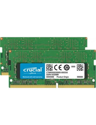 Crucial CT2K4G4SFS632A muistimoduuli 8 GB 2 x 4 DDR4 3200 MHz Crucial Technology CT2K4G4SFS632A - 1