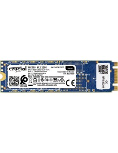Crucial MX500 M.2 500 GB Crucial Technology CT500MX500SSD4 - 1