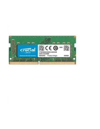 Crucial 8GB DDR4 2400 muistimoduuli 1 x 8 GB MHz Crucial Technology CT8G4S24AM - 1
