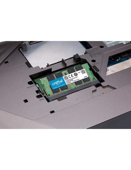 Crucial CT8G4SFS832A muistimoduuli 8 GB 1 x DDR4 3200 MHz Crucial Technology CT8G4SFS832A - 2