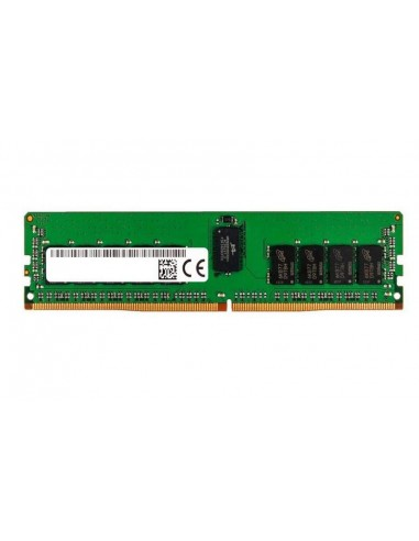 Micron MTA18ASF2G72PZ-2G6J1 muistimoduuli 16 GB 1 x DDR4 2666 MHz ECC Crucial Technology MTA18ASF2G72PZ-2G6J1 - 1