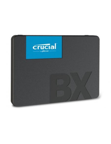 "Crucial BX500 2.5"" 480 GB Serial ATA III QLC 3D NAND Crucial Technology CT480BX500SSD1T - 4"