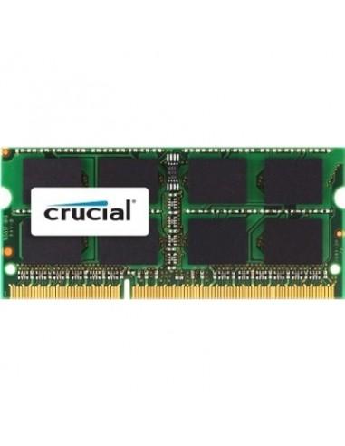 Crucial 4GB DDR3-1333 muistimoduuli 1 x 4 GB 1333 MHz Crucial Technology CT4G3S1339M - 1