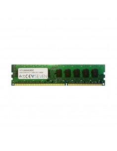 V7 V7128008GBDE muistimoduuli 8 GB 1 x DDR3 1600 MHz ECC V7 Ingram Micro V7128008GBDE - 1