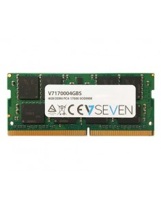 V7 V7170004GBS muistimoduuli 4 GB DDR4 2133 MHz V7 Ingram Micro V7170004GBS - 1