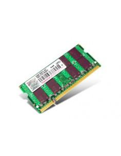 Transcend 2GB, DDR2-667, PC5200, 200-pin SO-DIMM, Unbuffer Non-ECC Memory muistimoduuli 667 MHz Transcend TS2GAP667S - 1