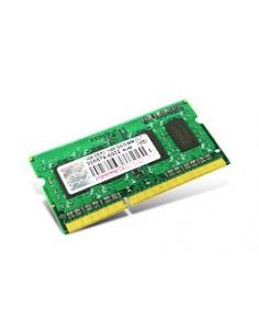 Transcend DDR3 4GB 204Pin SODIMM muistimoduuli 1 x 4 GB 1066 MHz Transcend TS4GAP1066S - 1
