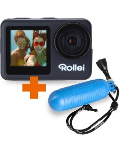 Rollei Actioncam 8s Plus action-kamera 4K Ultra HD 20 MP Rollei 40328 - 1