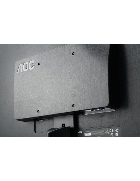 "AOC Basic-line E2270SWHN LED display 54.6 cm (21.5"") 1920 x 1080 pikseliä Full HD Musta Aoc International E2270SWHN - 14"