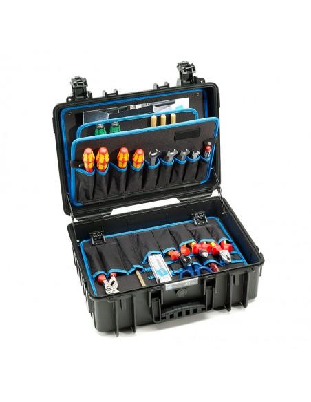 B&W JET 5000 Musta, Sininen Polypropeeni (PP) B&w International 117.17/P - 2