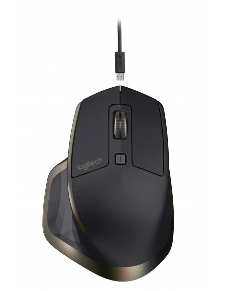 Logitech MX Master hiiri Langaton RF + Bluetooth Laser 1000 DPI Oikeakätinen Logitech 910-005313 - 3