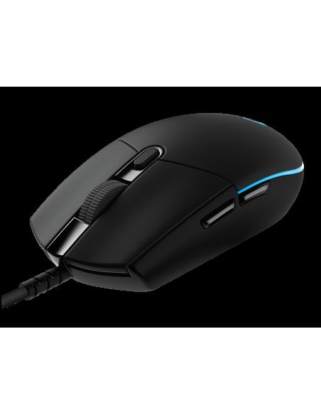 Logitech G PRO hiiri USB A-tyyppi Optinen 16000 DPI Molempikätinen Logitech 910-005440 - 4