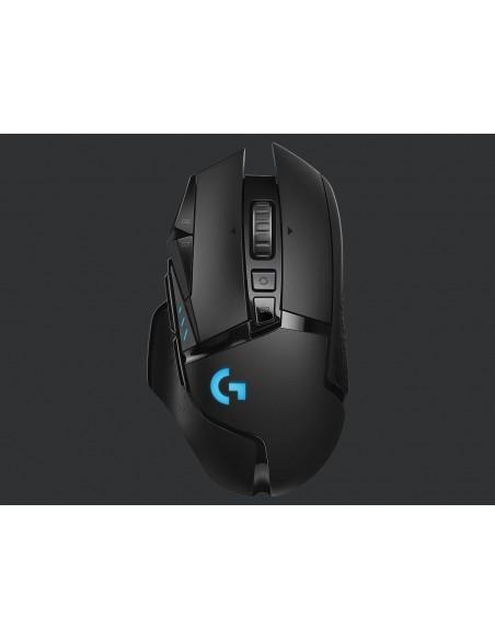Logitech G G502 hiiri Langaton RF 16000 DPI Oikeakätinen Logitech 910-005567 - 4