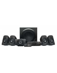 Logitech Z906 5.1 kanavaa 500 W Musta Logitech 980-000469 - 1