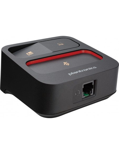 POLY MDA100 QD puhelinvaihdelaite Musta Poly 205255-01 - 1