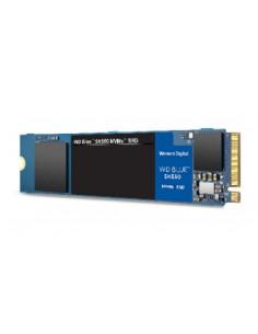 Western Digital WD Blue SN550 M.2 500 GB PCI Express 3.0 3D NAND NVMe Sandisk WDBA3V5000ANC-WRSN - 1