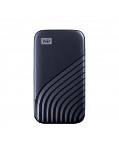 Western Digital My Passport 1000 GB Sininen Sandisk WDBAGF0010BBL-WESN - 1