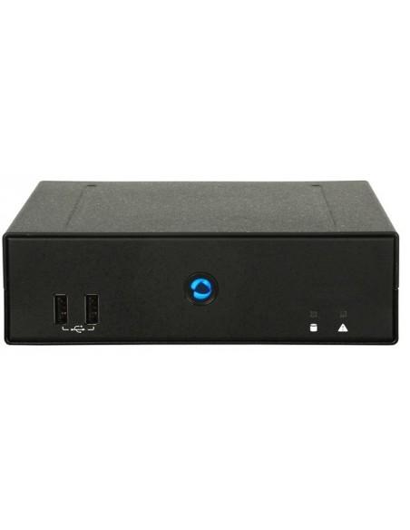 Aopen DE7200 i7-4700MQ 2,4 GHz 1.25L kokoinen PC Musta PGA946 Aopen 91.DEC00.E0B0 - 1