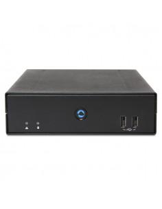 Aopen DE7400-XE E3-1505MV5 2,8 GHz 1.25L kokoinen PC Musta BGA 1440 Aopen 91.DEG00.EEB0 - 1