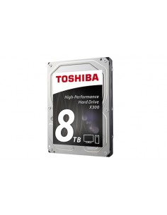 "Toshiba X300 3.5"" 8000 GB Serial ATA III Toshiba HDWF180UZSVA - 1"
