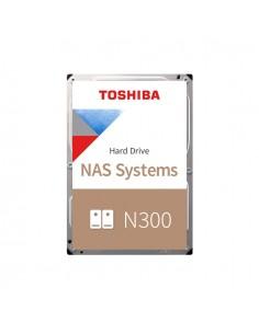"""Toshiba N300 3.5"""" 8000 GB Serial ATA III Toshiba HDWG180UZSVA - 1"""
