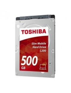 "Toshiba L200 500GB 2.5"" Serial ATA III Toshiba HDWK105UZSVA - 1"