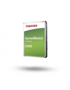 "Toshiba S300 Surveillance 3.5"" 8000 GB Serial ATA III Toshiba HDWT380UZSVA - 1"