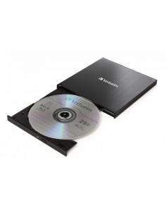 Verbatim 43889 levyasemat Musta Blu-Ray RW Verbatim 43889 - 1