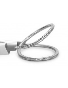 Verbatim 48865 USB-kaapeli 0.3 m USB A Micro-USB Ruostumaton teräs Verbatim 48865 - 1
