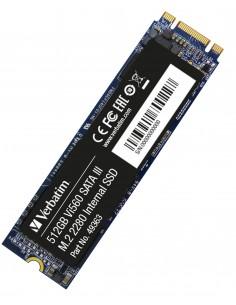 Verbatim 49363 SSD-massamuisti M.2 512 GB Verbatim 49363 - 1