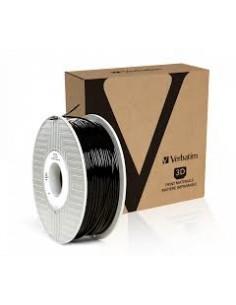 Verbatim 55327 3D-tulostusmateriaali Polymaitohappo (PLA) Musta 1 kg Verbatim 55327 - 1